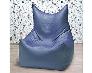 Кресло-мешок Декор Базар трон Вилли (синий)