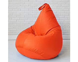 Купить кресло Декор Базар груша БинБег, XXL (апельсин)