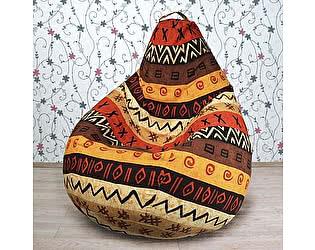 Большое кресло мешок Декор Базар Африка