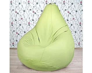 Большое кресло мешок Декор Базар Otto экокожа (салатовый)