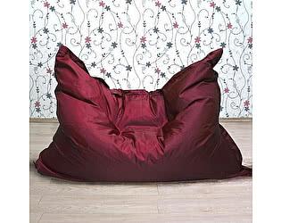 Большое кресло-подушка Декор Базар Блюз XL (бордо)