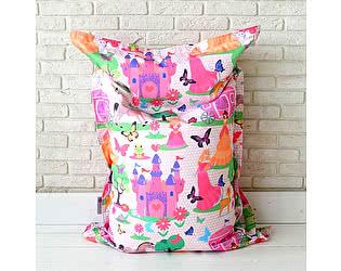 Детское кресло-подушка Декор Базар Принцессы