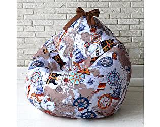 Купить кресло Декор Базар Мини-груша Карта