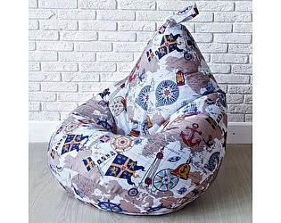 Купить кресло Декор Базар мешок Карта, L