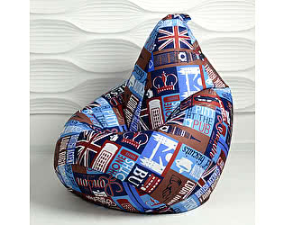 Кресло-мешок Декор Базар Знакомый Лондон, L