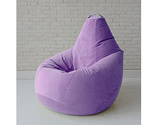 Кресло-мешок Декор Базар Бали, L (нежная сирень)