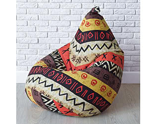 Купить кресло Декор Базар мешок Африка, L