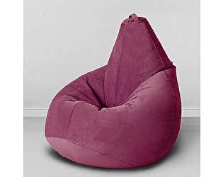 Кресло-мешок Декор Базар Спайк, L (незрелая слива)