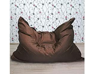 Большое кресло-подушка Декор Базар Блюз XL (шоколад)