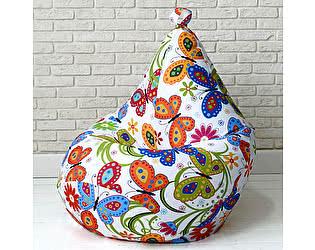 Кресло-мешок Декор Базар Бабочки, L