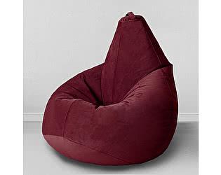 Купить кресло Декор Базар груша Спайк, XXL (бордо)