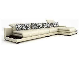 Угловой кожаный диван Defy Furniture Оберон