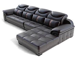 Купить диван Defy Furniture Угловой из кожи Марлон