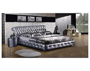 Кровать из Экокожи Defy Furniture Халстер