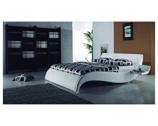 Кожаная кровать Defy Furniture Волна