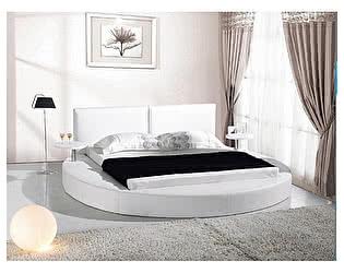 Кожаная кровать Defy Furniture Раунд