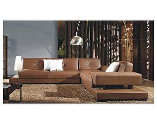 Угловой кожаный диван Defy Furniture Вэйл