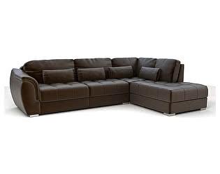 Угловой кожаный диван Defy Furniture Аслер