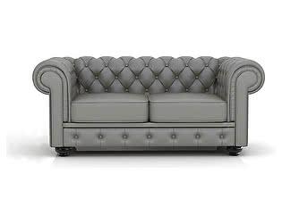 Кожаный диван Defy Furniture Честерфилд