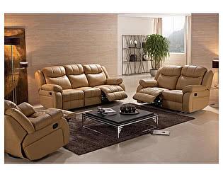 Комплект кожаных диванов Defy Furniture Мадин