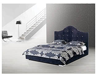 Тканевая кровать Defy Furniture Дональдсон