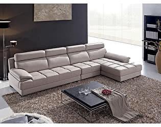 Угловой кожаный диван Defy Furniture Райден