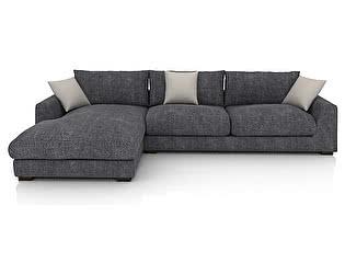 Угловой тканевый диван Defy Furniture Конкетто
