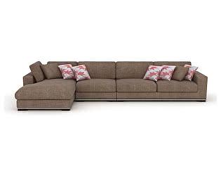 Угловой тканевый диван Defy Furniture Мартелл