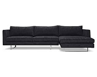 Угловой тканевый диван Defy Furniture Оуэнс