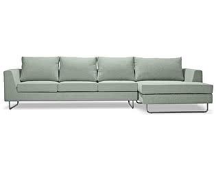 Угловой тканевый диван Defy Furniture Ашер