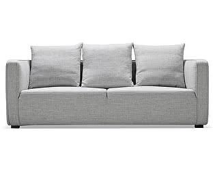 Прямой Тканевый Диван 3-х Местный Defy Furniture Тайлер