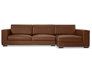 Угловой Кожаный диван Defy Furniture Волтер