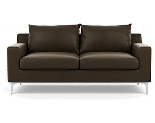 Прямой Кожаный диван Defy Furniture Слим