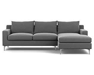 Угловой тканевый диван Defy Furniture Слим