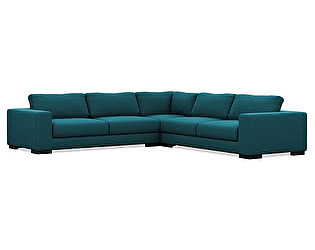 Большой тканевый диван Defy Furniture Генри