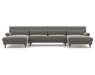 Купить диван Defy Furniture П Образный Тканевый Максвелл