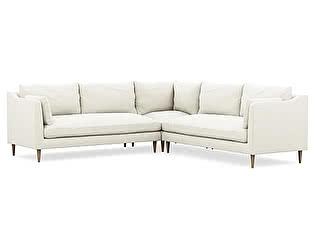 Большой тканевый диван Defy Furniture Катлин