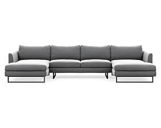 Купить диван Defy Furniture П-Образный Тканевый Оуэнс