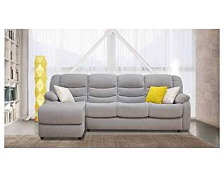 Купить диван Defy Furniture Тканевый с Кушеткой и Реклайнером Митчелл
