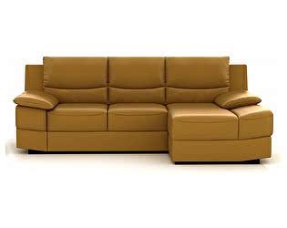 Угловой Кожаный диван Defy Furniture Дрим
