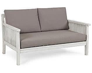 Купить диван Brafab Arizona 10-25 белый антик