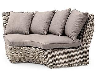 Купить диван Brafab Секция для дивана Samboca 10-21 светло-бежевый