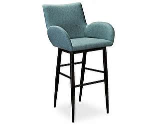 Купить кресло Ресторация барное Henrik Сканди Блю