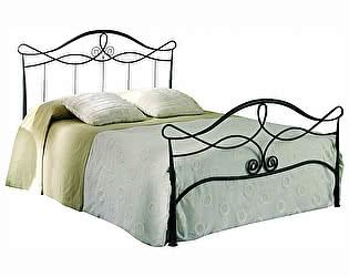 Купить кровать Dupen Soraya 1.6 графит