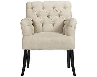 Кресло DG-Home Castro Armchair Белый Лен