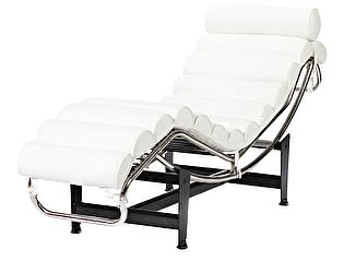 Кушетка DG-Home Chaise Lounge White