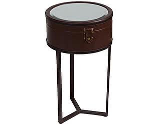 Придиванный круглый столик DG-Home Lucero Grande с зеркалом