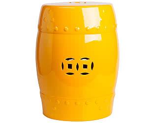 Керамический столик-табурет DG-Home Garden Stool Желтый