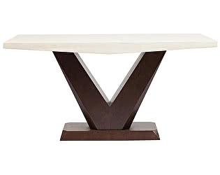 Обеденный стол мраморный DG-Home Arrondi Medio