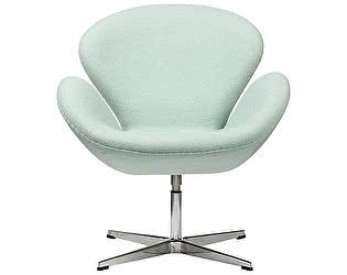 Кресло DG-Home Swan Chair Тиффани Шерсть